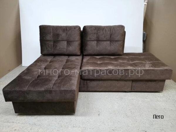 угловой диван лего