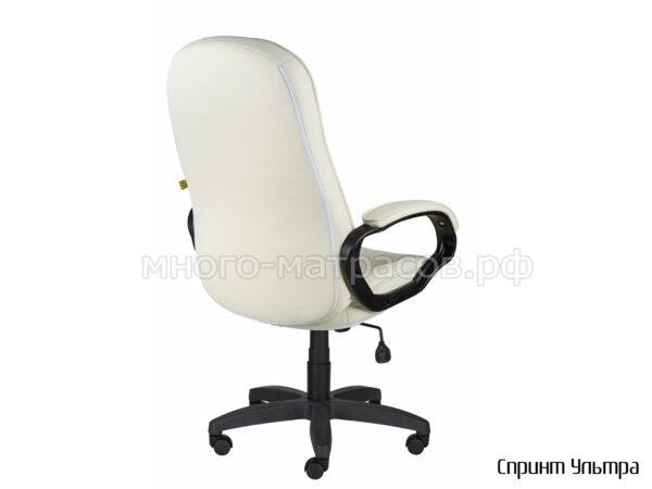 кресло руководителя спринт ультра белый