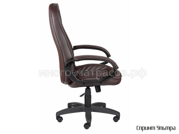 кресло руководителя спринт ультра коричневый
