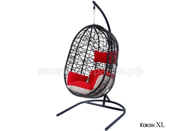 подвесное кресло кокон xl