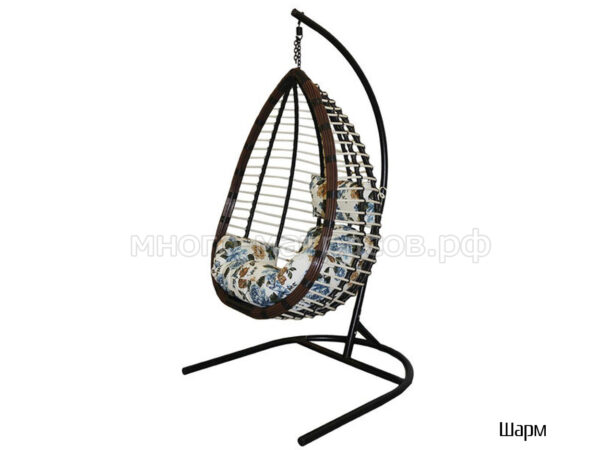 подвесное кресло шарм