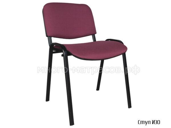 стул изо красный