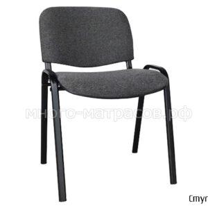 стул изо серый