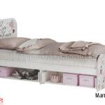 кровать малибу с ящиками
