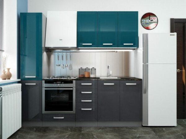 Кухня МДФ Виста (Модульная система)