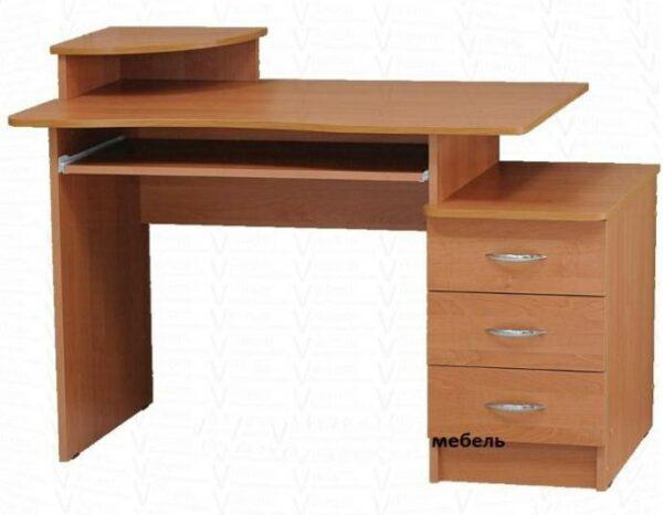 Компьютерный стол Волна