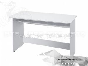 Стол письменный ПС-01 белый