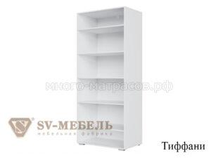 шкаф двухстворчатый универсальный с полками тиффани
