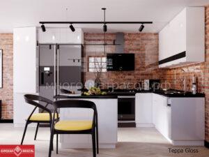 кухня Терра Gloss