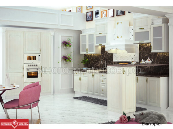 Кухня Виктория (модульная)